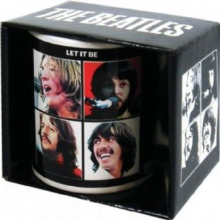 Beatles (The) - Let It Be - MUG - (11oz) (Brand New In Box)